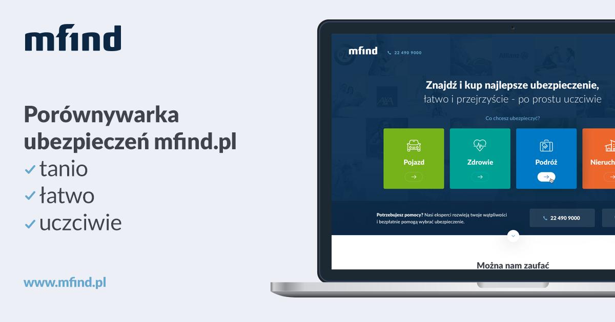 208feed33cd93d Porównywarka OC AC • mfind.pl • Porównaj i Kup Ubezpieczenie!