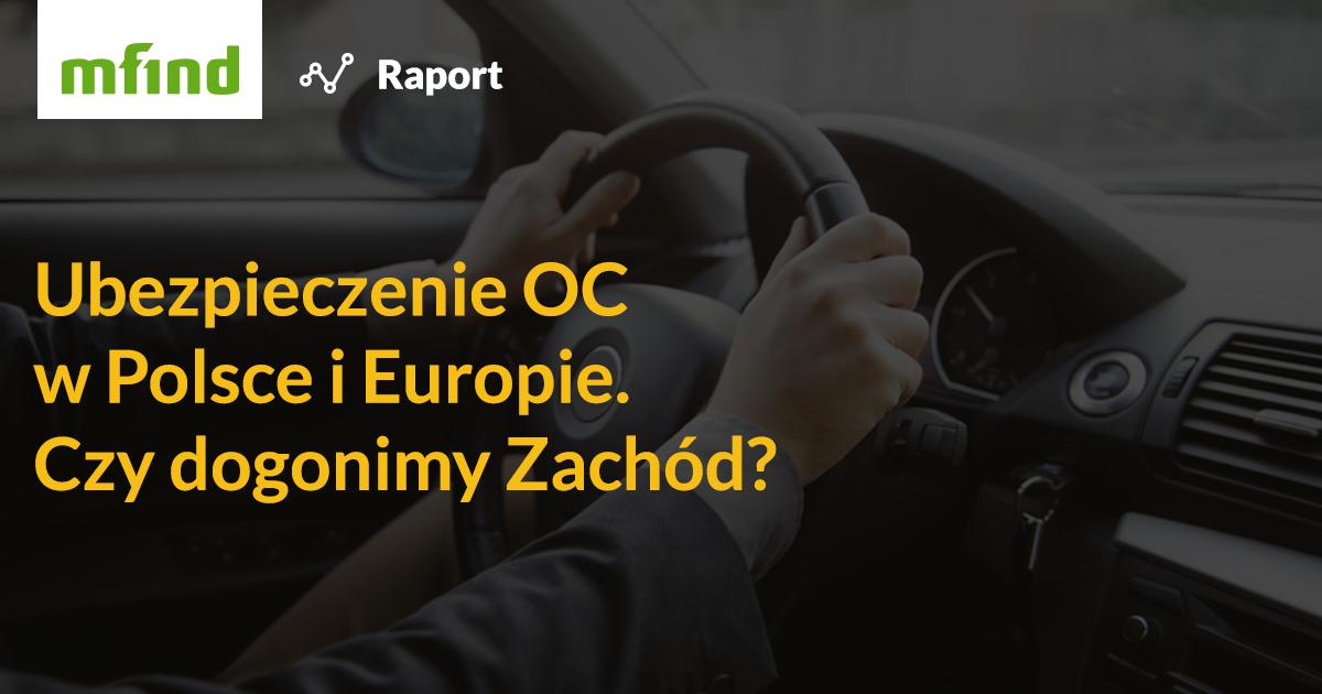 Ranking cen OC w Europie. Podwyżki w Polsce to początek pogoni za Zachodem